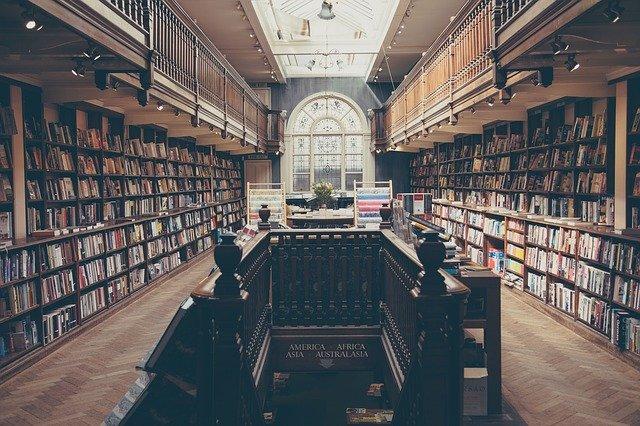 patrová knihovna