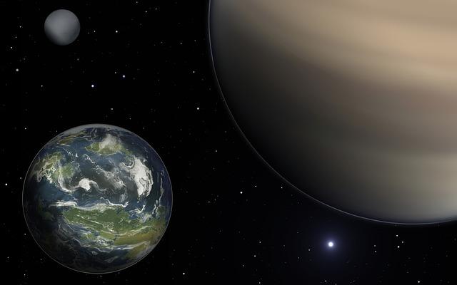 Pohľad na Zem