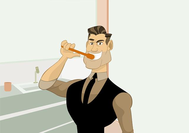 Čistenie zubov